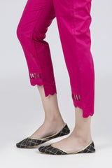 Bonanza Satrangi - Dark Pink Unstitched Trouser