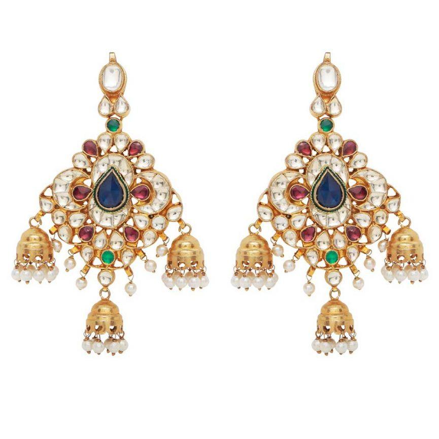 Red Dot Jewels - Mahal