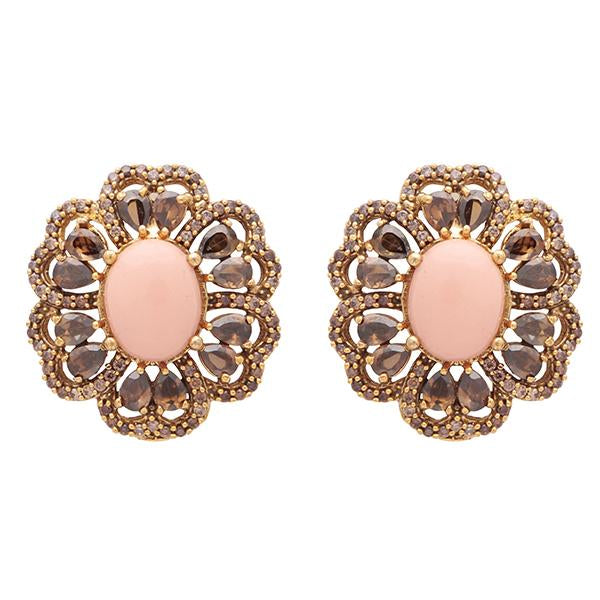 Red Dot Jewels - Pink Flora