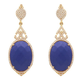 Red Dot Jewels - Cobal Blue Turkish Delight