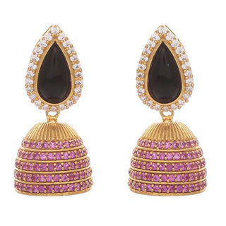 Red Dot Jewels - Black Taj Dome