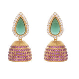 Red Dot Jewels - Green Taj Dome