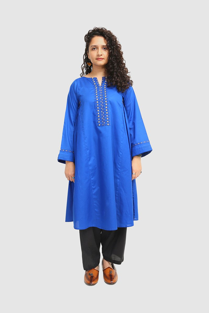 Generation - Blue Midnight Palette Royal Blue Tunic - 1 PC