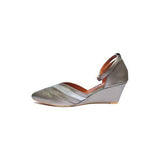 Milli Shoes - Grey Sandals - 7007