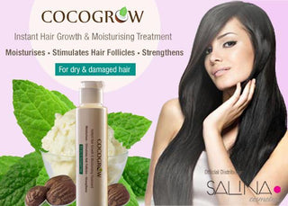 Salina Cosmetics - CocoGrow Hair Growth & Moisturizing Protein Treatment