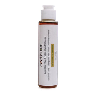 Salina Cosmetics-Cocoshine - Instant Hair Shine & Follicle Strengthening Oil