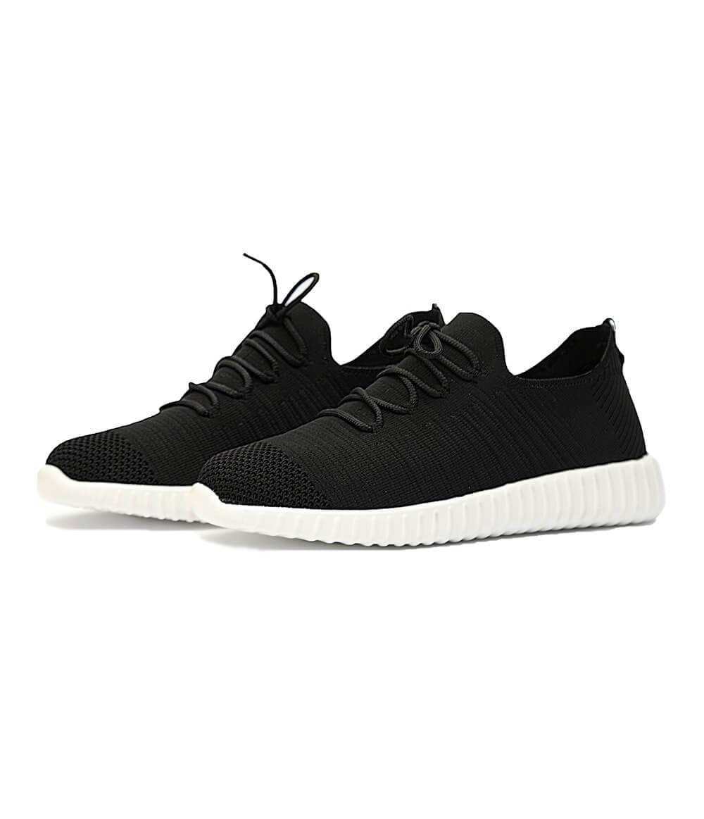 Mochi Cordwainers - Black Mochi Kicks Men