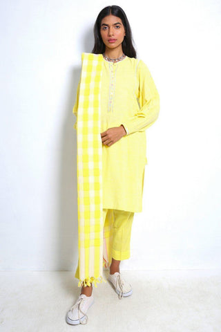 Generation - Yellow The Art Of Minimalism Suit