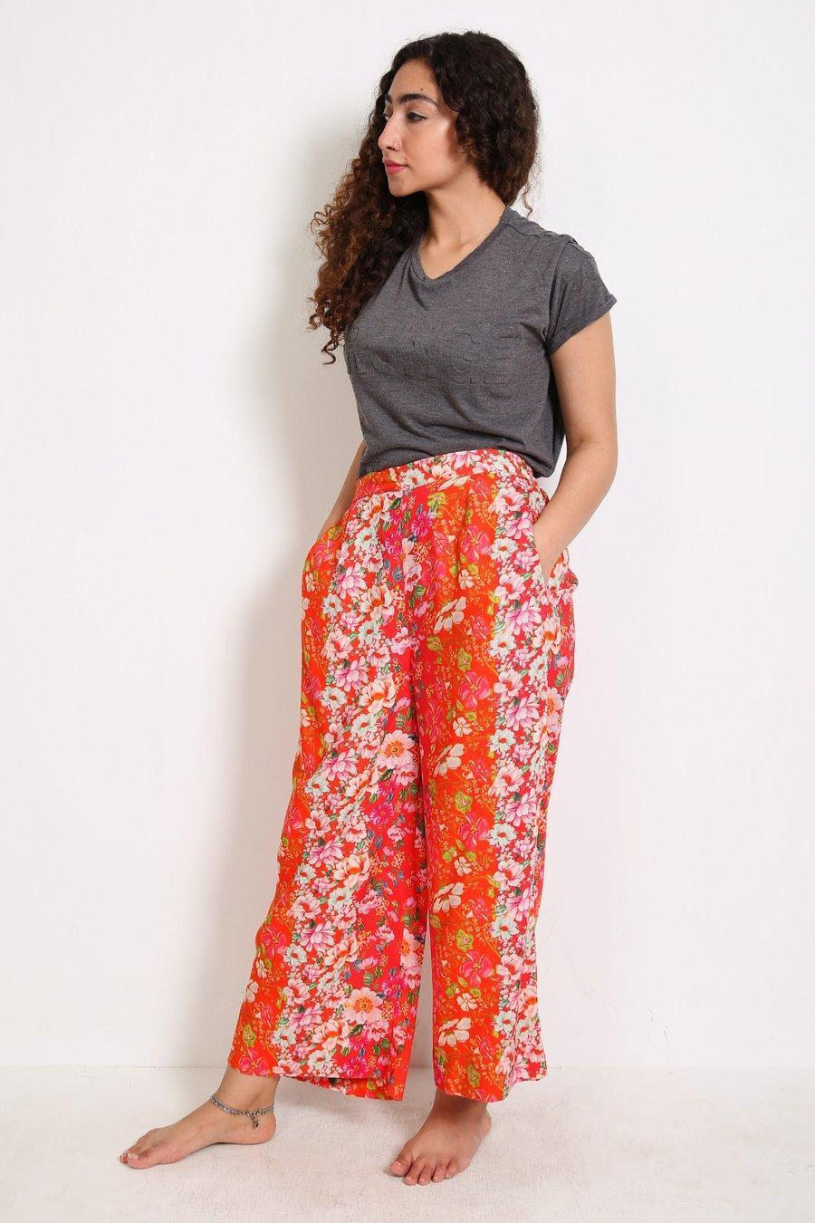 Generation - Orange Pyjama Party Culottes