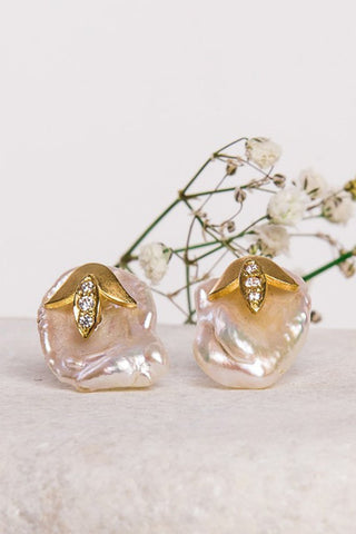 Shaista Jewelry - So Tulip Earrings