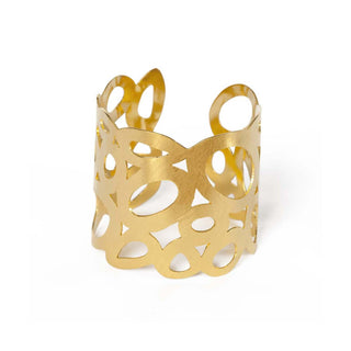 Vanessa Heaney - Signature Gold Cuff