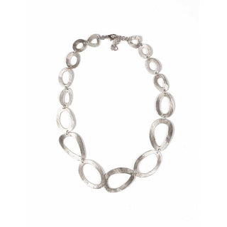 Vanessa Heaney - Signature Silver Necklace