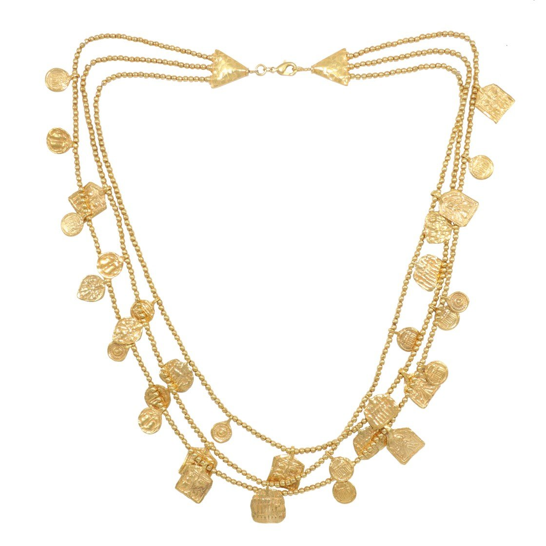 Vanessa Heaney - Goddess Necklace
