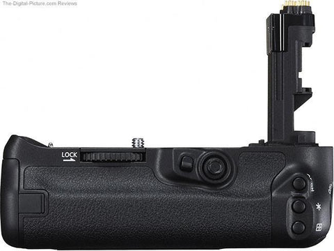 BG-E16 Replacement Battery Grip for Canon EOS 7D Mark II Camera
