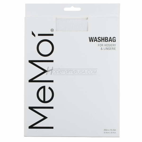 Memoi mesh washbag for hosiery and lingerie -MEMOI-washbaga- Hosierama