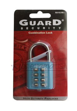 GUARD SECURITY COMBINATION LOCK