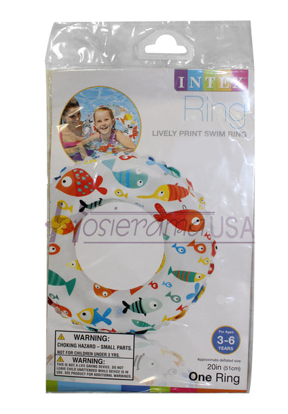 INTEX RING SWIMMING TUBE