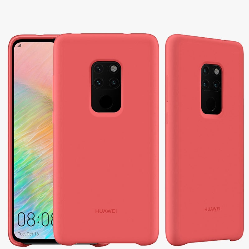 Anti Knock Soft Silicone Case For Huawei Mate 20 20 Pro Eureka