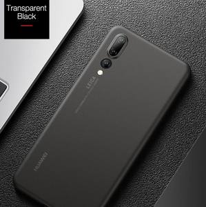 Fashion Ultra Thin Soft TPU Case For Huawei P20 Pro