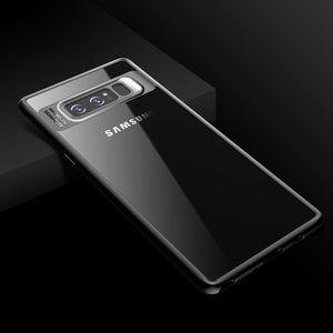 Full Protective Transparent Case For Samsung Galaxy Note 8 - Eureka Choice