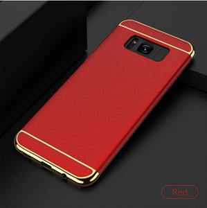 Luxury 3-IN-1 Armor Case For Samsung Galaxy S8 And S8+ - Eureka Choice