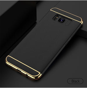 Luxury 3-IN-1 Armor Case For Samsung Galaxy S8 / S8+ - Eureka Choice