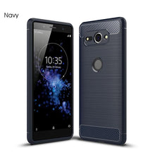 Carbon Fiber Case For Sony Xperia Phones