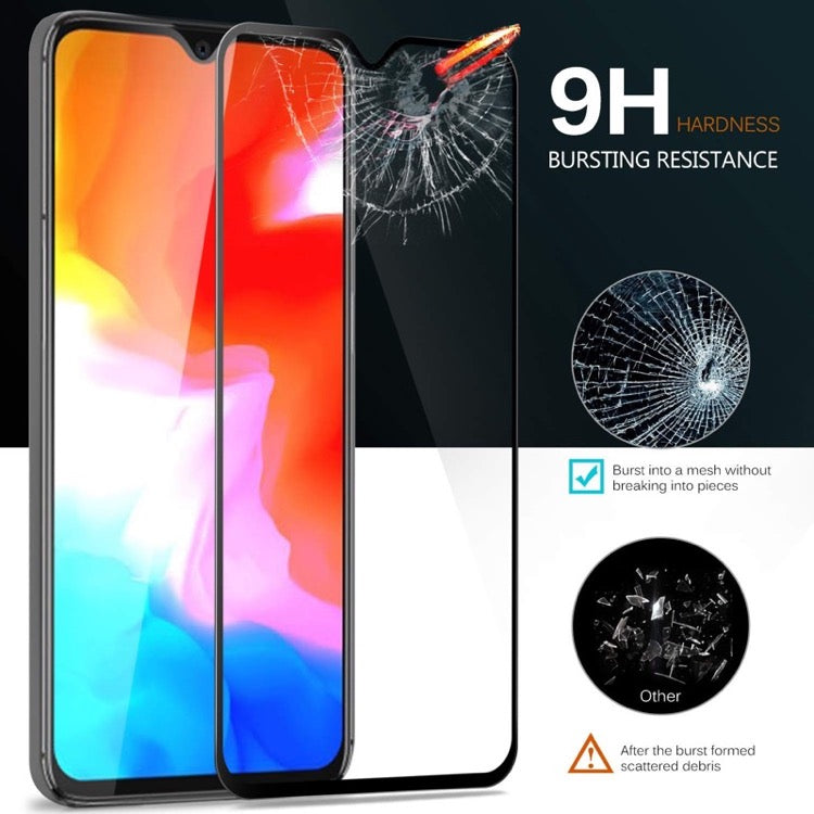Full Cover Tempered Glass Screen Protector Film For OnePlus 6T