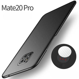 360 Full Protection Ultra Thin Case For Huawei Mate 20 / 20 Pro