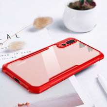 Full Protective Crystal Clear Case For Huawei P20 Pro