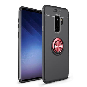 Luxury 360 Ring Hard Case For Samsung Galaxy S9/S9+