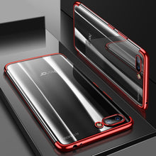 Ultra Thin Transparent Plating Case For Huawei Honor 10