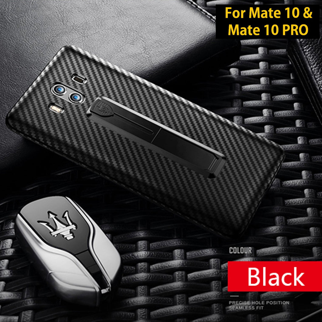 Ultra Thin Carbon Fiber Texture Case For Mate 10 / Mate 10 Pro