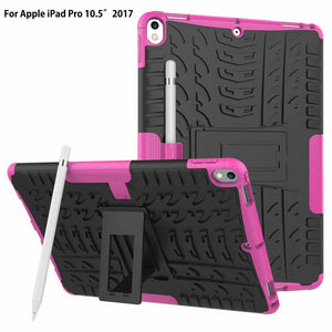 2 in 1 Heavy Duty Shockproof Rubber Case For iPad Pro 10.5 - Eureka Choice