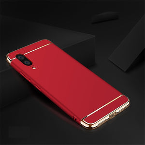 Luxury 3-IN-1 Armor Case For Huawei P20 Pro / P20 / P20 Lite