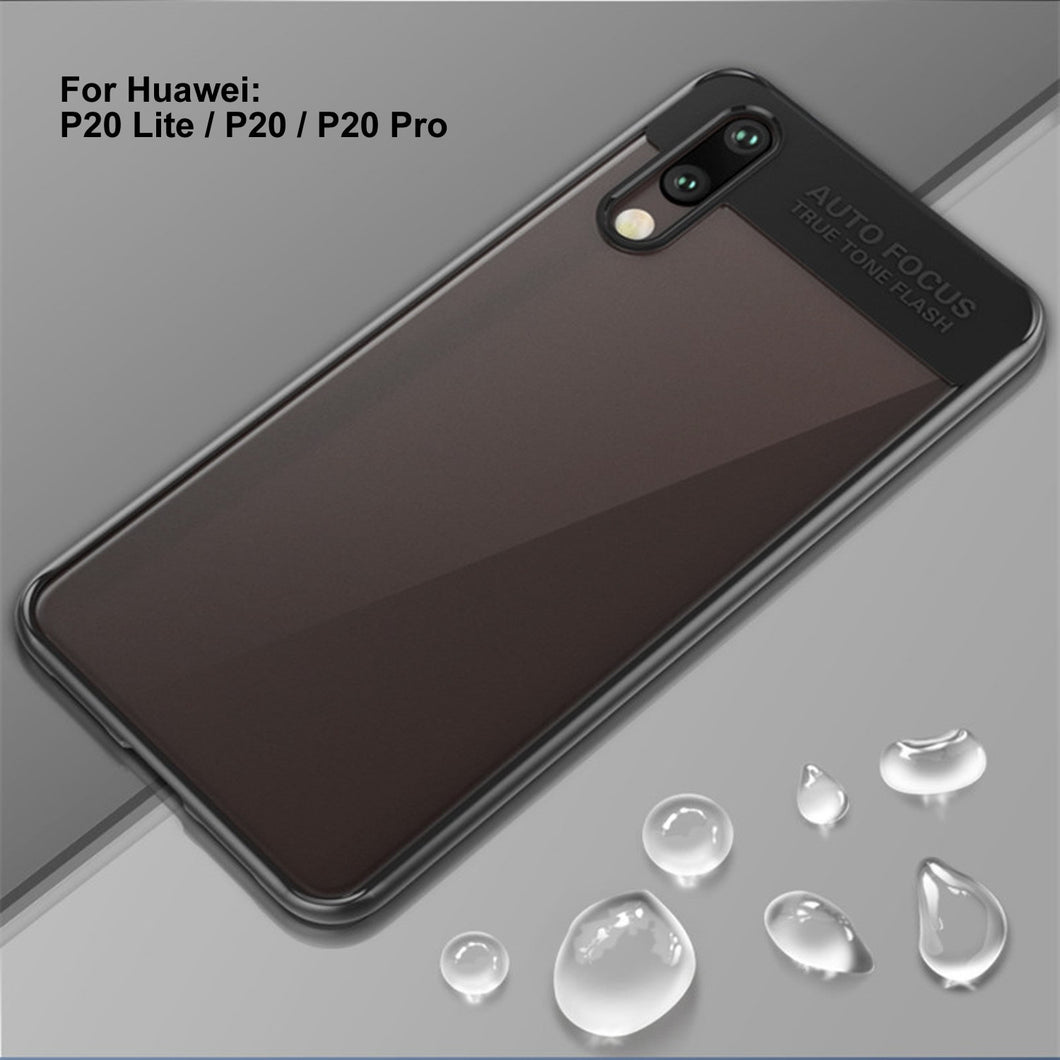 Full Protective Transparent Case For Huawei P20 Lite/P20/P20 Pro
