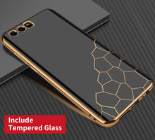 360 Armor shockproof Water Cube Design For Huawei P10/P10+ - Eureka Choice