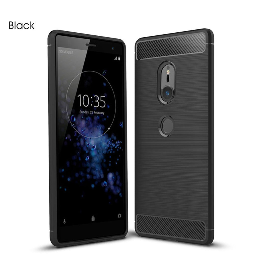 Carbon Fiber Case For XZ2 / XZ2 Compact / XZ2 Premium