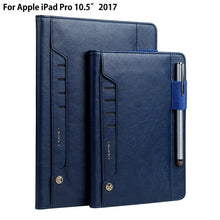 Luxury  Genuine Leather Case for iPad Pro 10.5 inch - Eureka Choice
