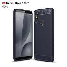 Carbon Fiber Case For Xiaomi Redmi Note 5 Pro