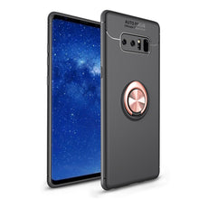 Luxury 360 Ring Hard Case For Samsung Galaxy Note 8