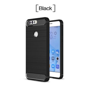 Carbon Fiber Case For Huawei Honor 8 - Eureka Choice