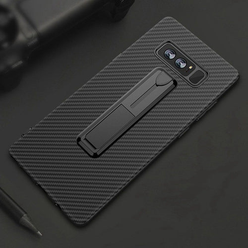 Ultra Thin Carbon Fiber Texture Case For Samsung Phones