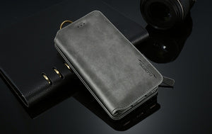 Luxury Business Leather Wallet Case for your Huawei Mate 9 - Eureka Choice
