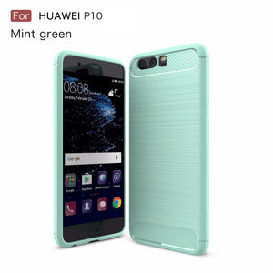 Carbon Fiber Case For Huawei P10 And P10+ - Eureka Choice
