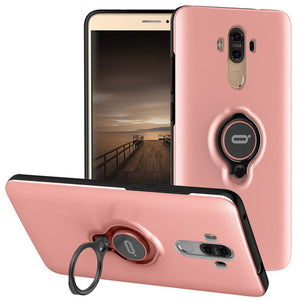 Premium 360 Ring Shockproof Case For Huawei Mate 9