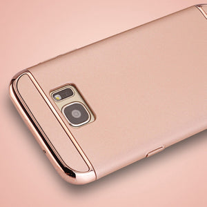 Luxury 3-IN-1 Armor Case For Samsung Galaxy S6 Edge Plus / S7 Edge - Eureka Choice