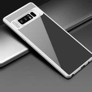 Full Protective Transparent Case For Samsung Galaxy Note 8