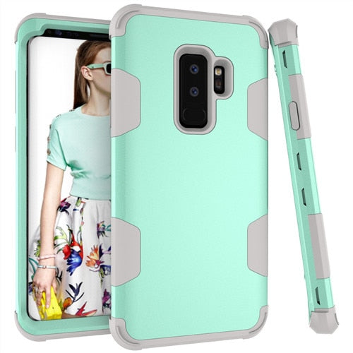 Full Protective Shockproof Case For Samsung Galaxy S9 Plus