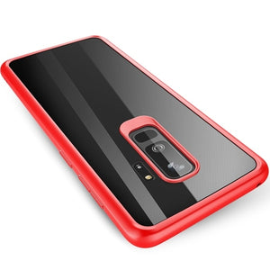 Ultra Thin Transparent Soft Case For Samsung Galaxy S9 Plus